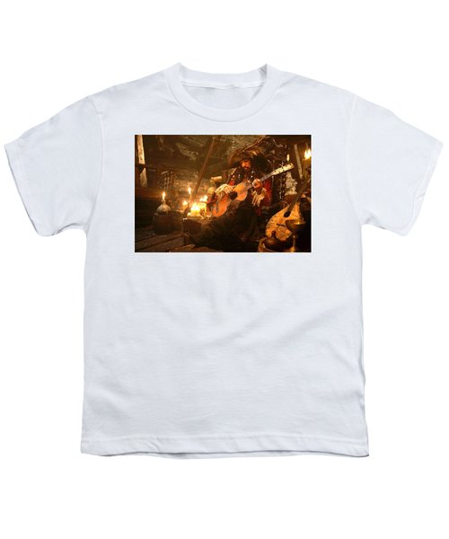 Pirates Of The Caribbean At World's End Youth T-Shirt