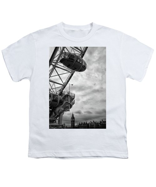 The London Eye Youth T-Shirt by Martin Newman