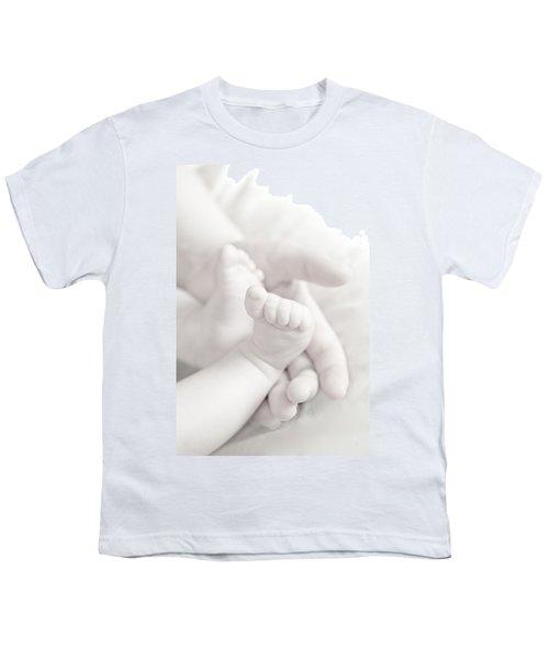 Tiny Feet Youth T-Shirt