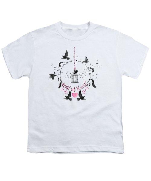 Wild At Heart Youth T-Shirt