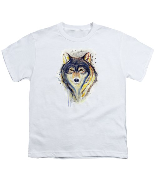 Wolf Head Youth T-Shirt