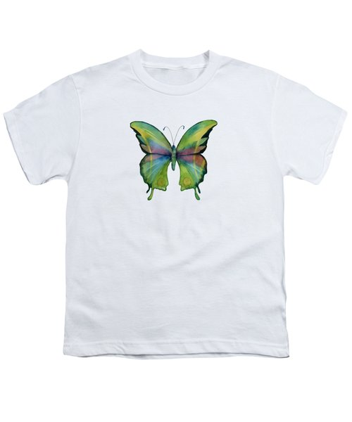 11 Prism Butterfly Youth T-Shirt