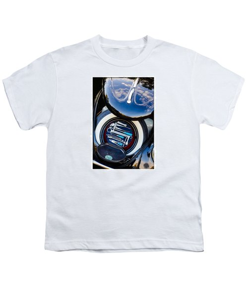 1949 Volkswagen Tool Kit Youth T-Shirt by Jill Reger