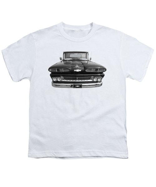 1960 Chevy Truck Youth T-Shirt