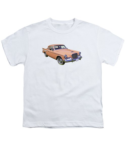 1961 Studebaker Hawk Coupe Youth T-Shirt