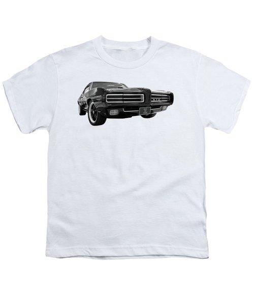 1969 Pontiac Gto The Goat Youth T-Shirt