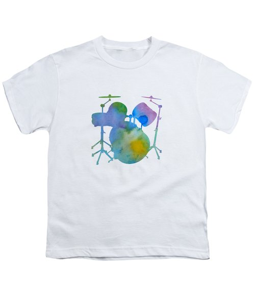 Drums Youth T-Shirt