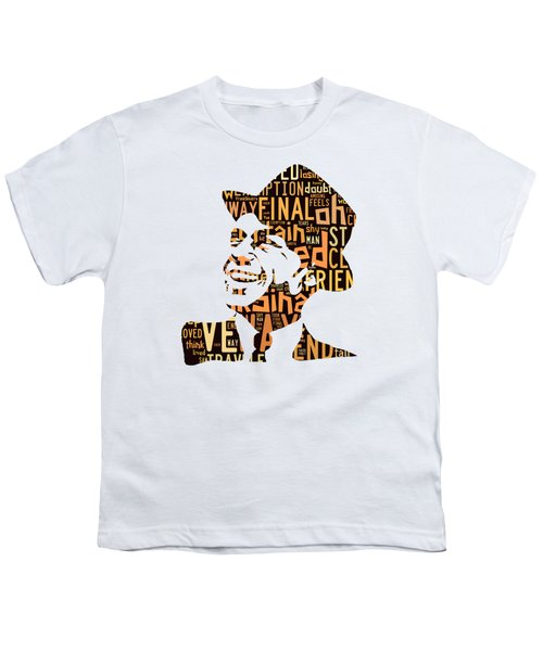 Frank Sinatra I Did It My Way Youth T-Shirt