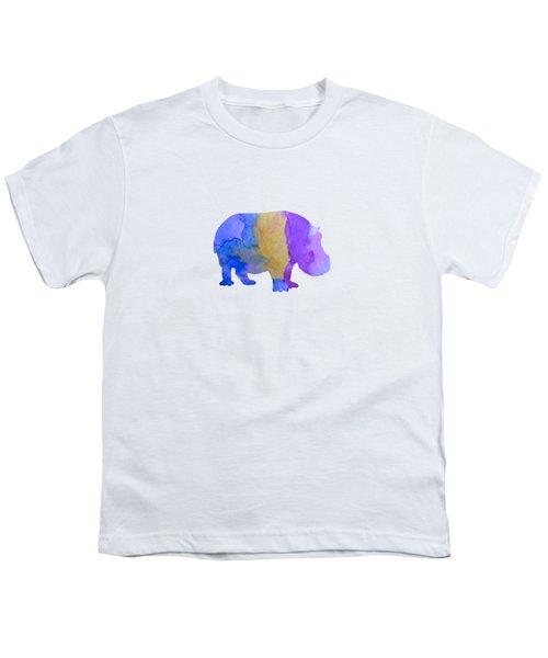 Hippopotamus Youth T-Shirt