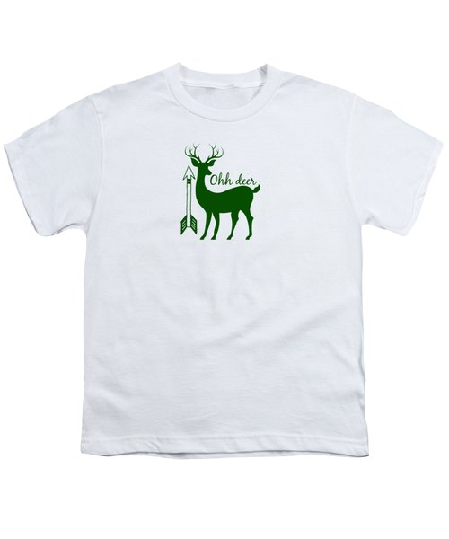 Ohh Deer Youth T-Shirt