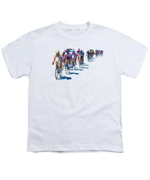 Philadelphia Bike Race Youth T-Shirt