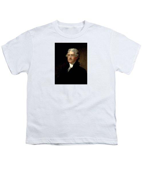 President Thomas Jefferson  Youth T-Shirt