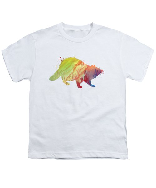 Raccoon Youth T-Shirt