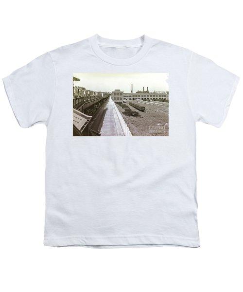 207th Street Subway Yards Youth T-Shirt
