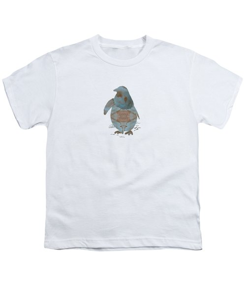 Penguin Youth T-Shirt by Mordax Furittus
