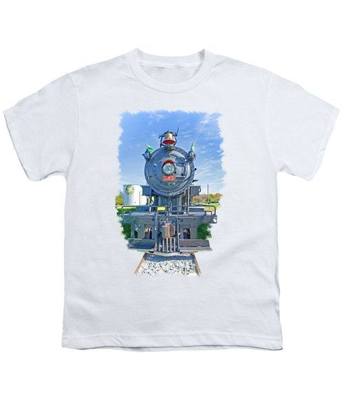 542 Youth T-Shirt by Larry Bishop