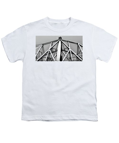 59th Street Bridge No. 88-1 Youth T-Shirt by Sandy Taylor
