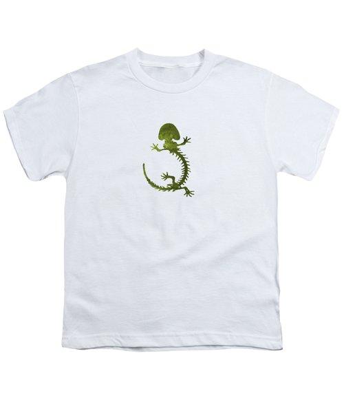 Hellbender Skeleton Youth T-Shirt