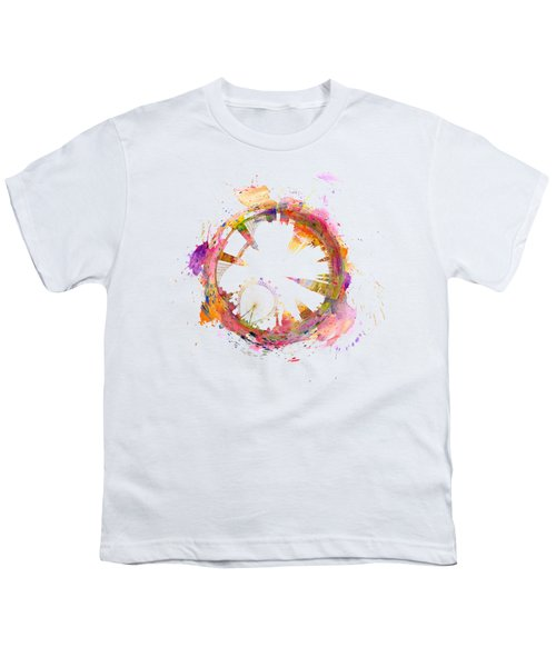 London Skyline Youth T-Shirt