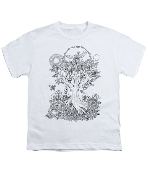 A Celebration Of Spring Youth T-Shirt