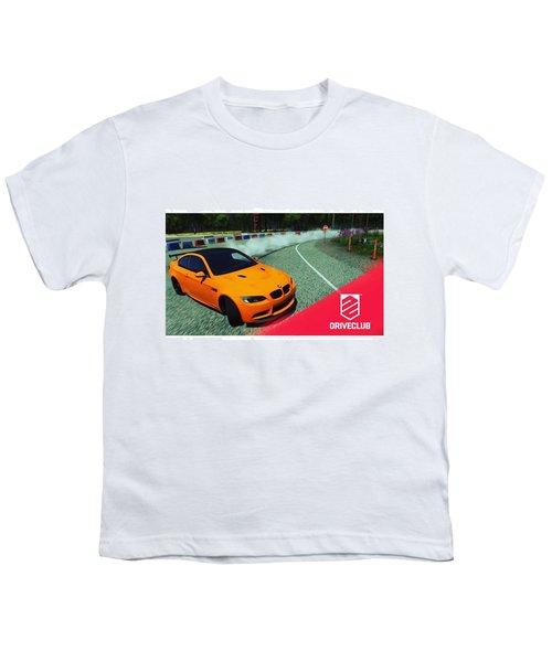 A Nice #bmw #m3 #gts #drift, Pic Taken Youth T-Shirt