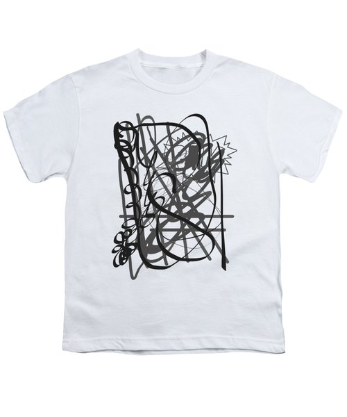 Abstract Youth T-Shirt by Oksana Demidova