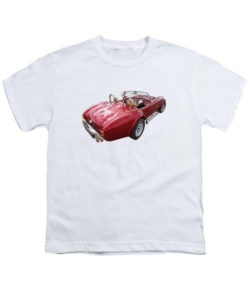 Ac Cobra 1966 Youth T-Shirt by Gill Billington