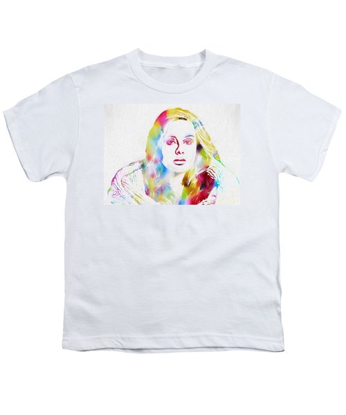 Adele Youth T-Shirt by Dan Sproul