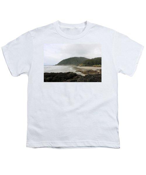 Along The Oregon Coast - 3 Youth T-Shirt