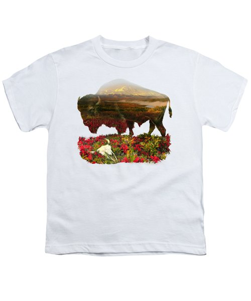 American Buffalo Youth T-Shirt