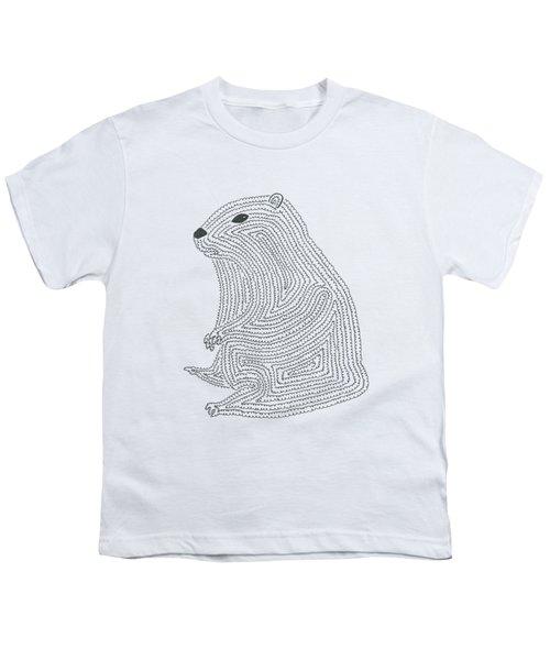 An Elusive Marmot Youth T-Shirt