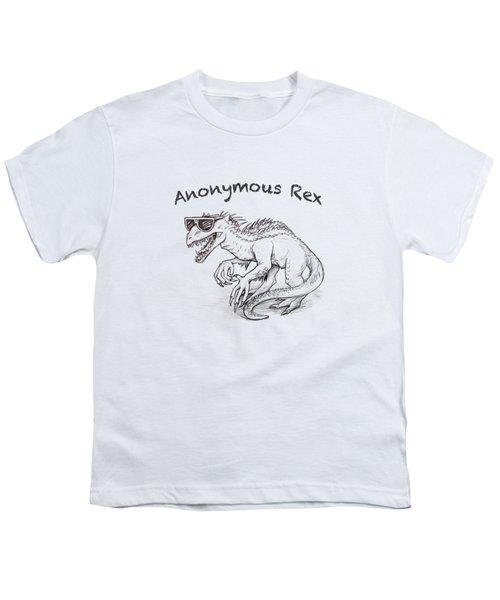 Anonymous Rex T-shirt Youth T-Shirt