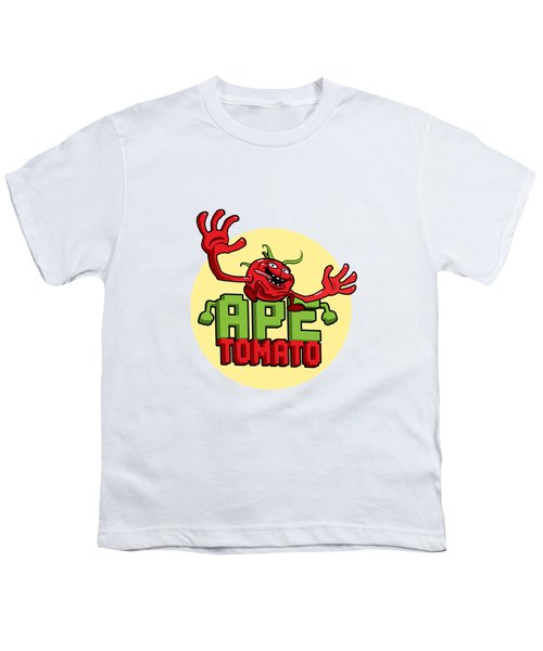 Ape Tomato Youth T-Shirt by Nicolas Palmer