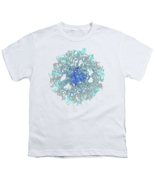 Aqua Art By Kaye Menner Youth T-Shirt
