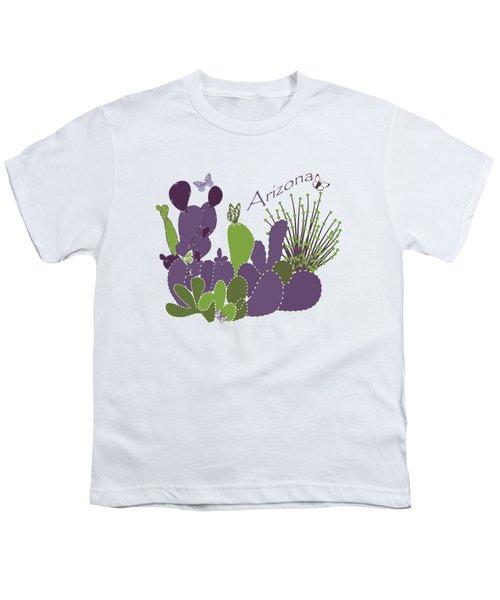 Arizona Cacti Youth T-Shirt
