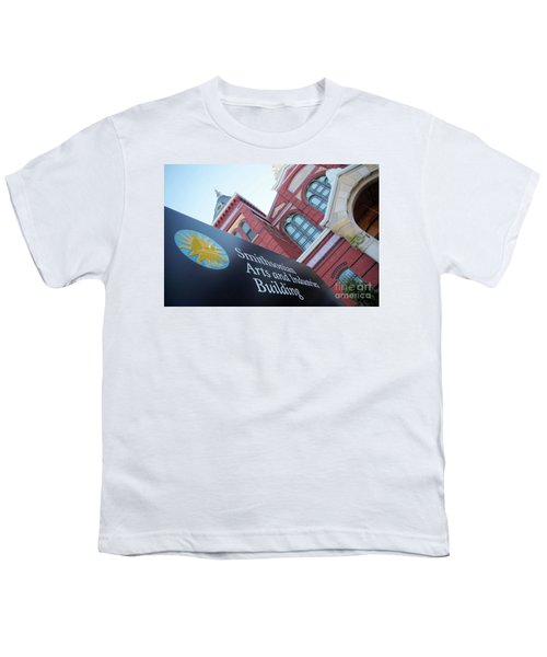 Arts And Industry Museum  Youth T-Shirt