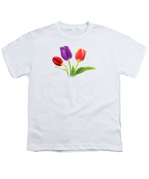 Tulip Trio Youth T-Shirt