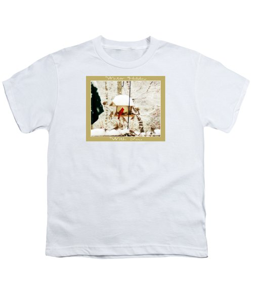 Winter Holiday Youth T-Shirt