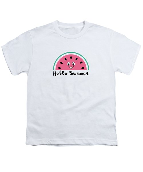 Sweet Watermelons Youth T-Shirt by Alina Krysko