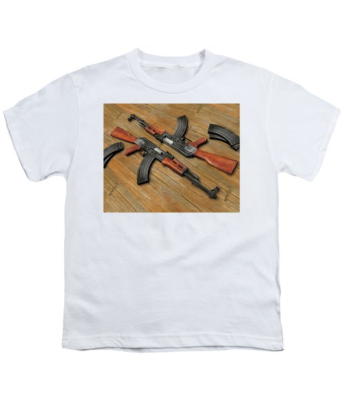 Assault Rifle Youth T-Shirt