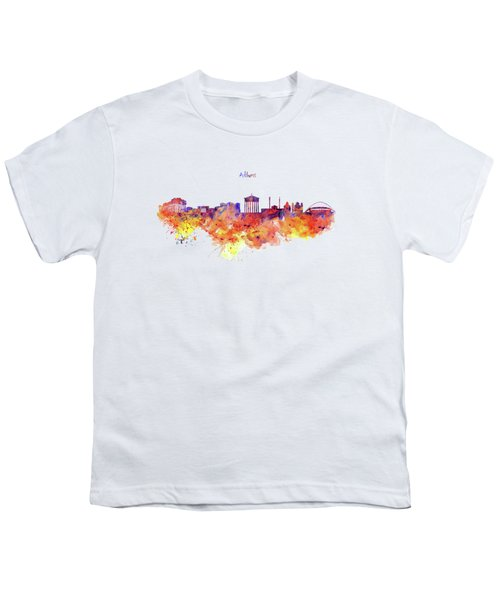 Athens Skyline Youth T-Shirt