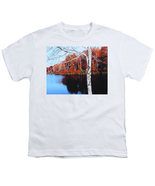 Autumn Lake Youth T-Shirt