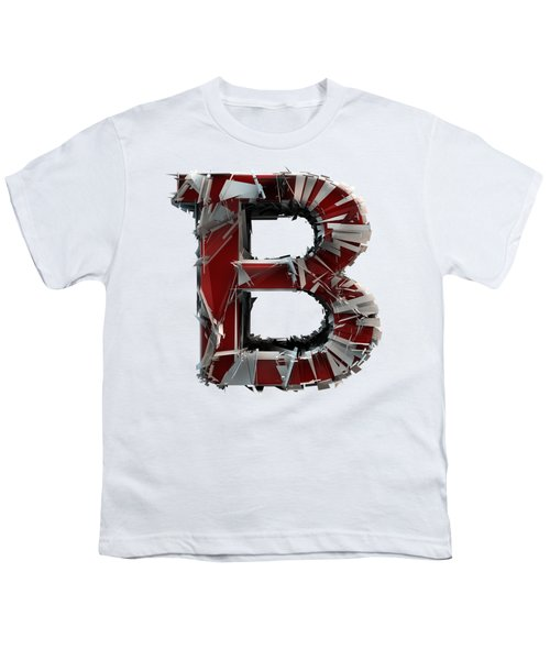 Youth T-Shirt featuring the photograph B Is For Banana by Gary Keesler