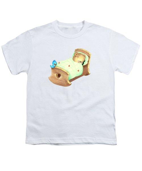 Baby Teddy Sweet Dreams Youth T-Shirt