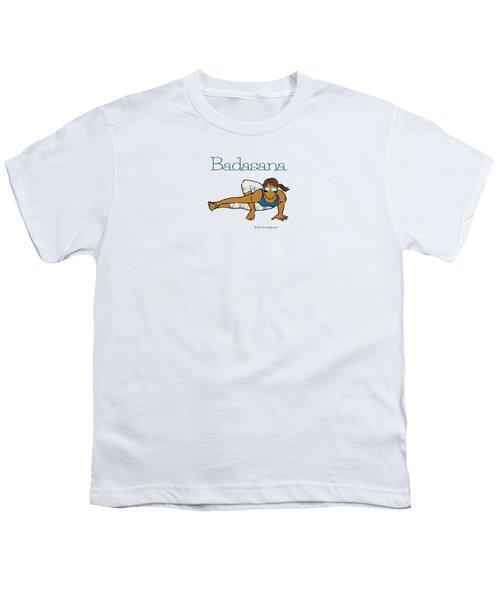 Badasana 2 Youth T-Shirt