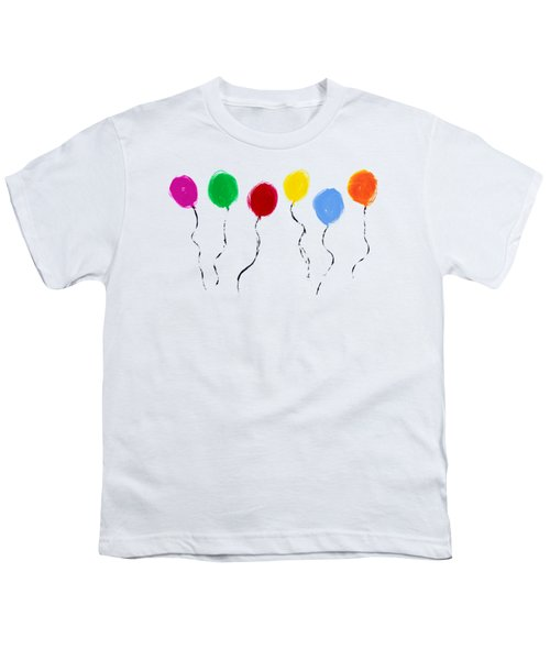 Balloons  Youth T-Shirt