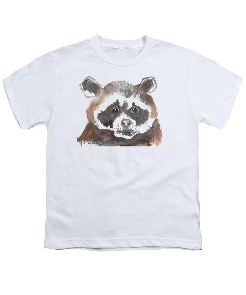 Bandit Raccoon Youth T-Shirt
