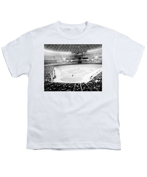 Baseball: Astrodome, 1965 Youth T-Shirt