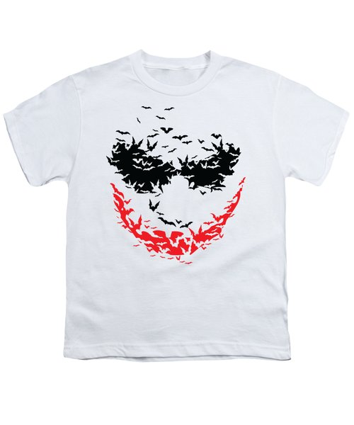 Bat Face Youth T-Shirt