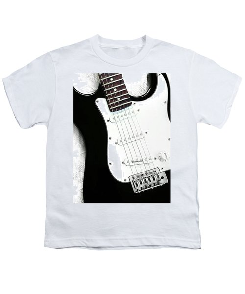 Electric Guitar Youth T-Shirt